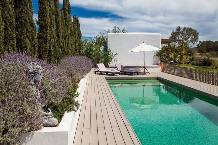apartamento con encanto en casa de  - Sant Josep de sa Talaia - Apartment