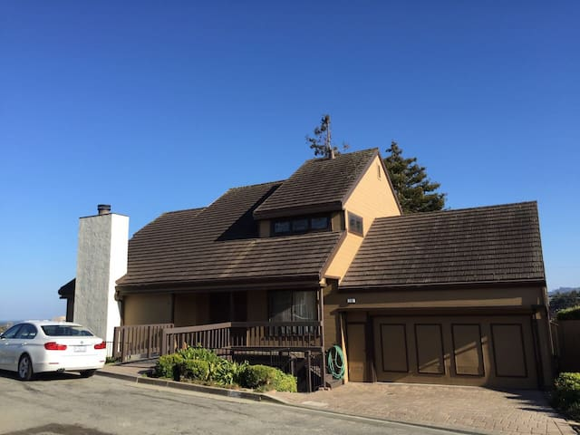 Best Central Location close to SFO - Millbrae - Apartamento