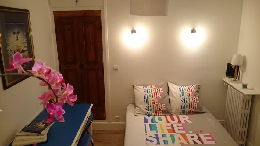 Lovely studio flat....
