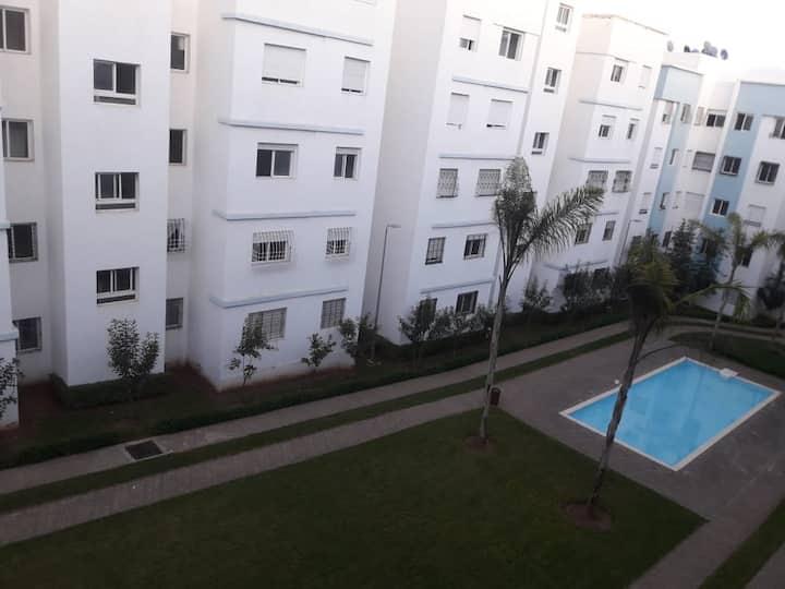 Appartement Jannat Tamaris