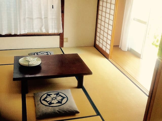 JP HOUSE, 5MIN FROM STATION w/portable WIFI & BIKE - Kyōto-shi - Hus
