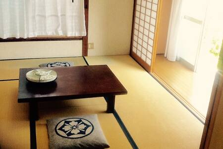 5min from station, entire house with BIKES & WIFI - Kyōto-shi - Dům