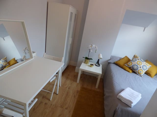 EnSuit near #Station easy access central London