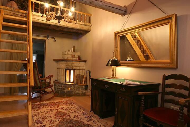 Luxurious apartment on 3 floors