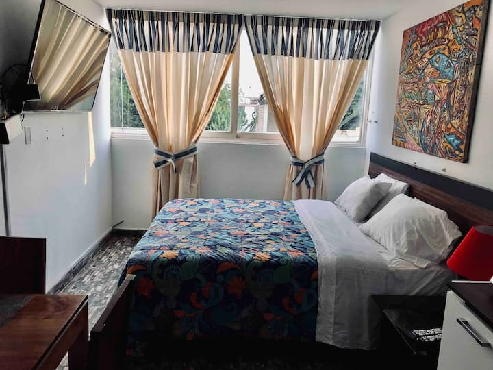 Miraflores  two bedrooms efficiency