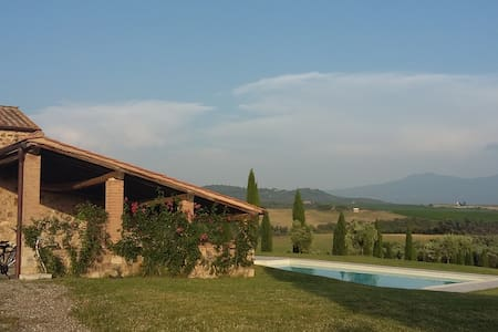 Fantastic in the tuscan countryside of Montalcino - Camigliano