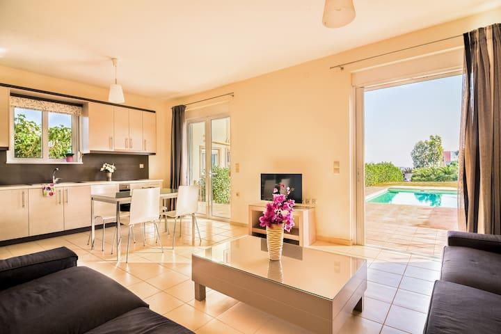 creteview villas Faidra - Chania - Villa