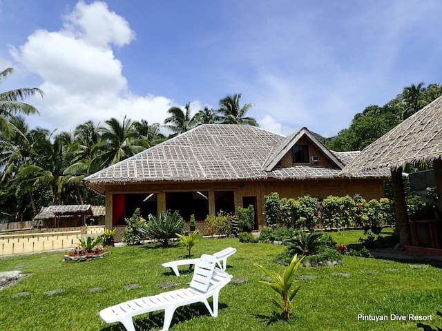 Pintuyan Dive Resort, bed & breakfast - Pintuyan