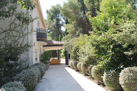 Casa de diseño en plena naturaleza  - Vilamarxant - Chalet