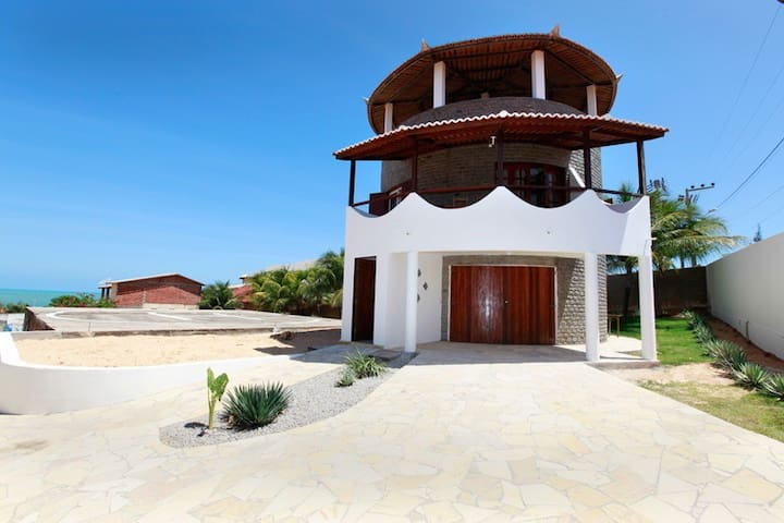 Torre Frisi - Canoa Quebrada - House