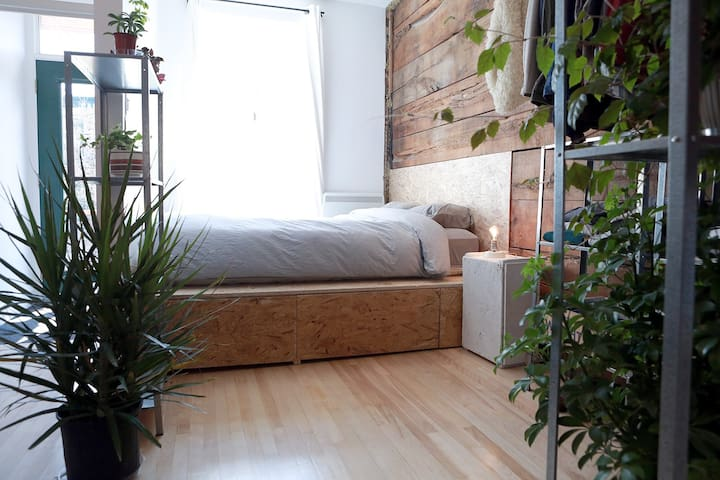 Loft in the heart of the plateau! - Montréal - Loft