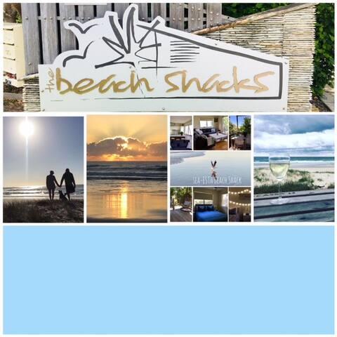 """""""Sea-Esta"""" Beach Shack"""