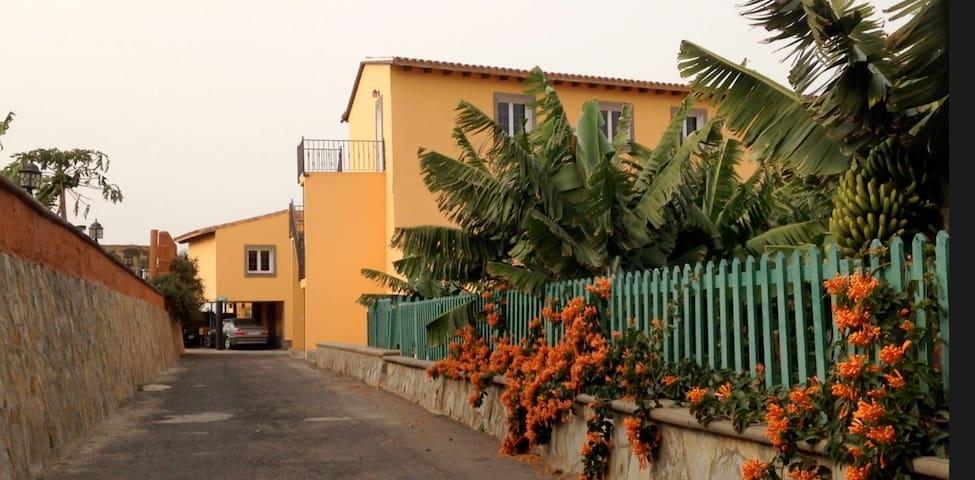 Casona Los Parrales (Hab. 5) - Arucas - Villa