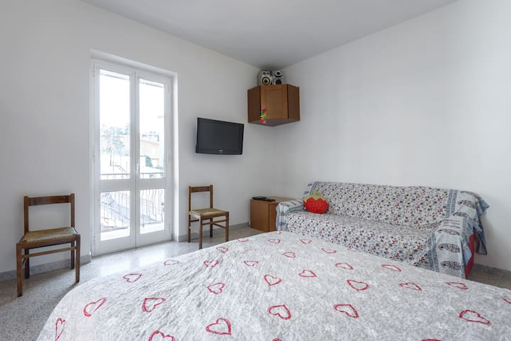 Pretty Small Apartment - Roma - Apartemen