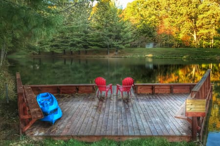 Maple Fork Lodge - The Family Reunion Getaway