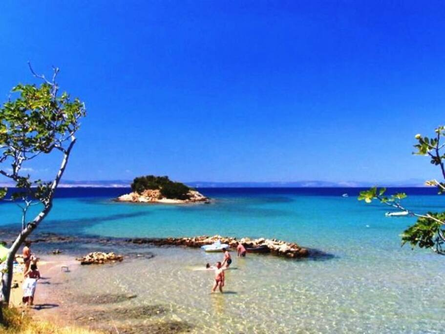 Beautifull sea,and clean beaches...