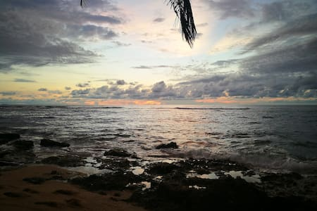 Enjoy the beach peace at Ravindra's place