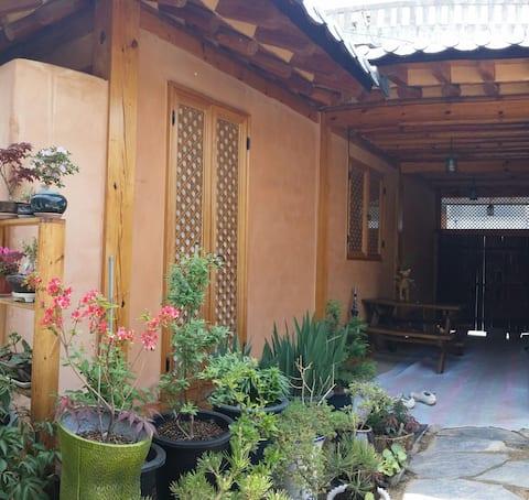 Maison traditionnelle coréenne 2