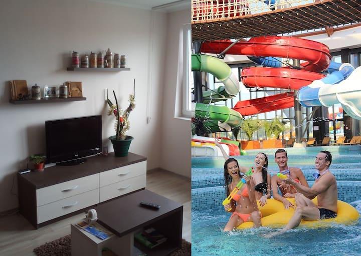 Central Apartment Accommodation Oradea