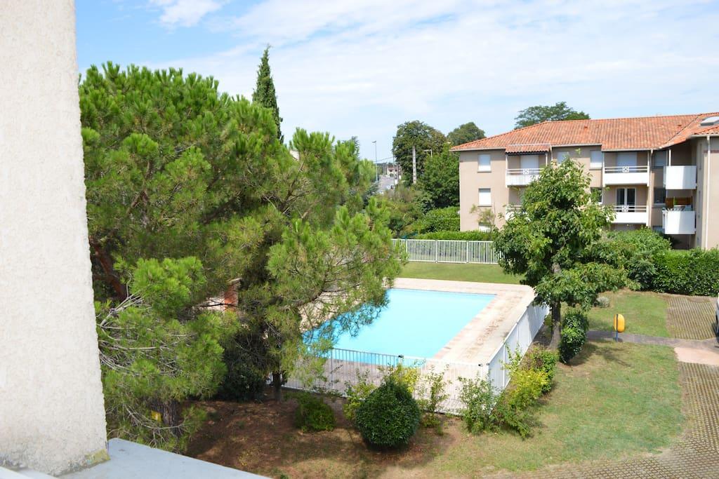 appartement avec piscine appartements en r sidence louer toulouse occitanie france. Black Bedroom Furniture Sets. Home Design Ideas