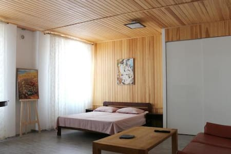 Апартаменты с прекрасным видом