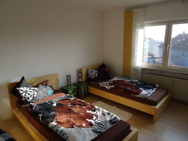 Double room 1 in Nuremberg