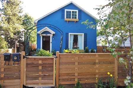 2 Houses for the price of 1! Downtown!Free bikes! - Coeur d'Alene - Apartment