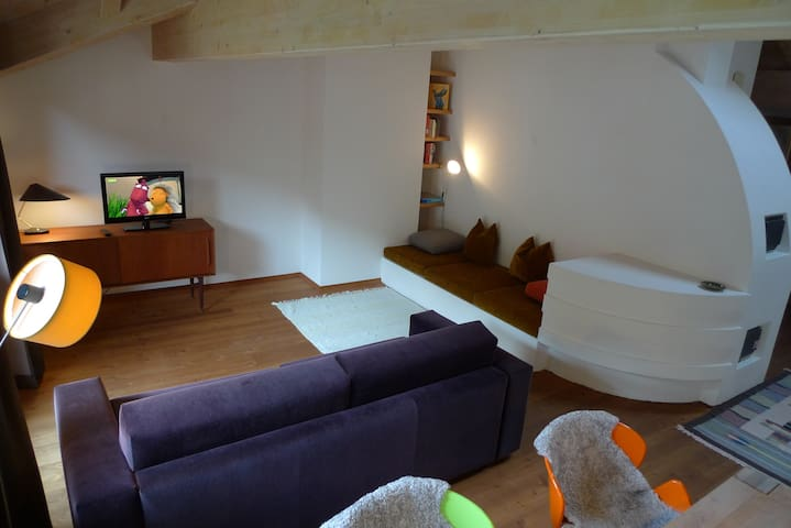 apartment Stifter - Lutago - Apartment