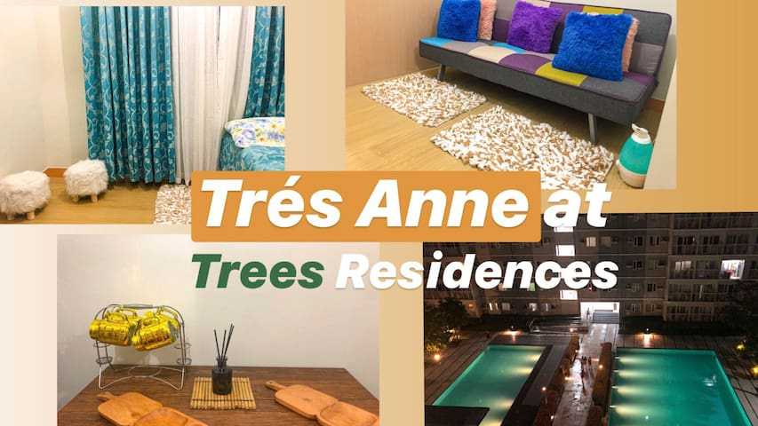 Cozy, Comfy, & Chill at Trees Residences, Fairview