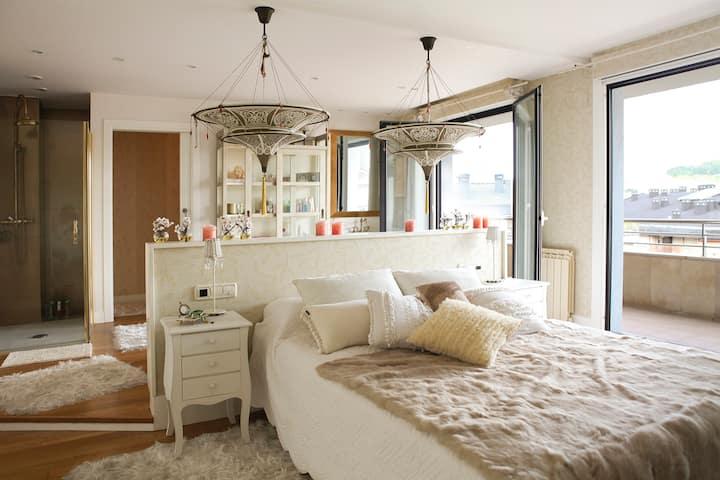 Espectacular piso de lujo en Zumaia