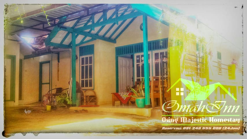 Omah Inn (Osing Majestic Homestay)