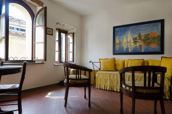 Apartment in the Medieval Castle  - Castiglione della Pescaia - Departamento