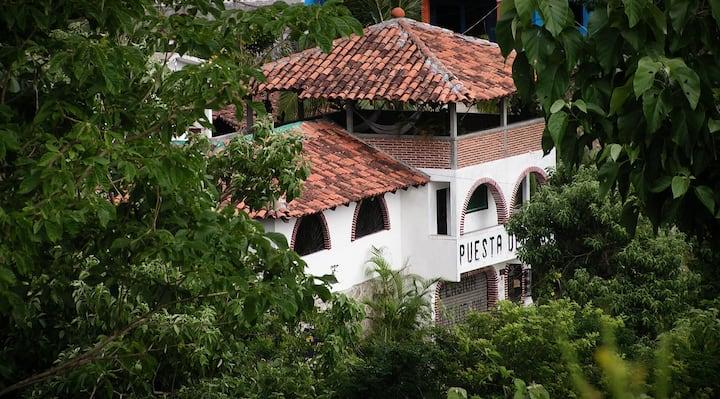 Hotel Casa Puesta del Sol - Salón