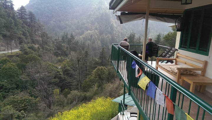 Seegreen, George Everest house, Mussoorie