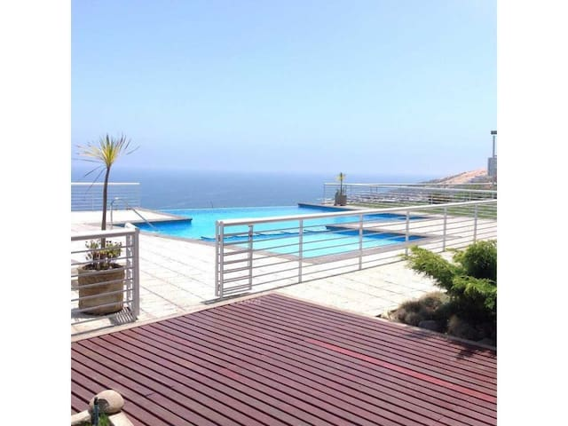 Luxurious compact apartment, Mirador del Mar - Viña del Mar - Wohnung