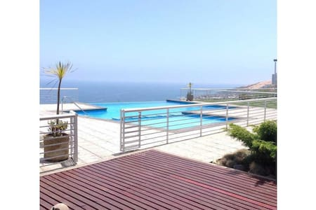 Luxurious compact apartment, Mirador del Mar - Viña del Mar - Byt