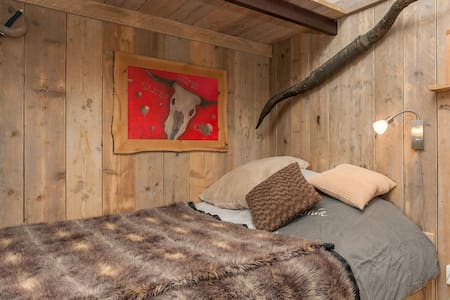 THE LOVE SHACK - Lekkerkerk - Bed & Breakfast