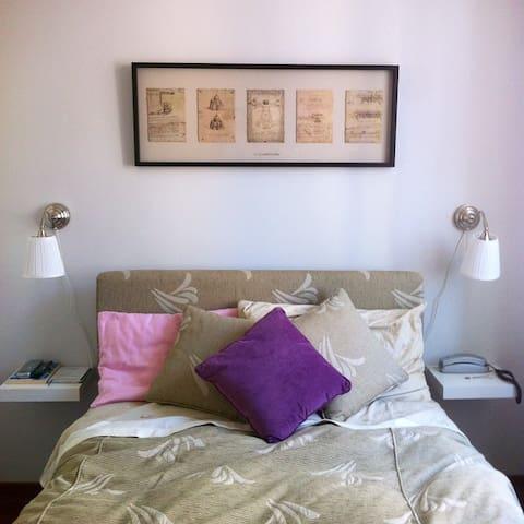 stanza doppia roma - Roma - Apartment
