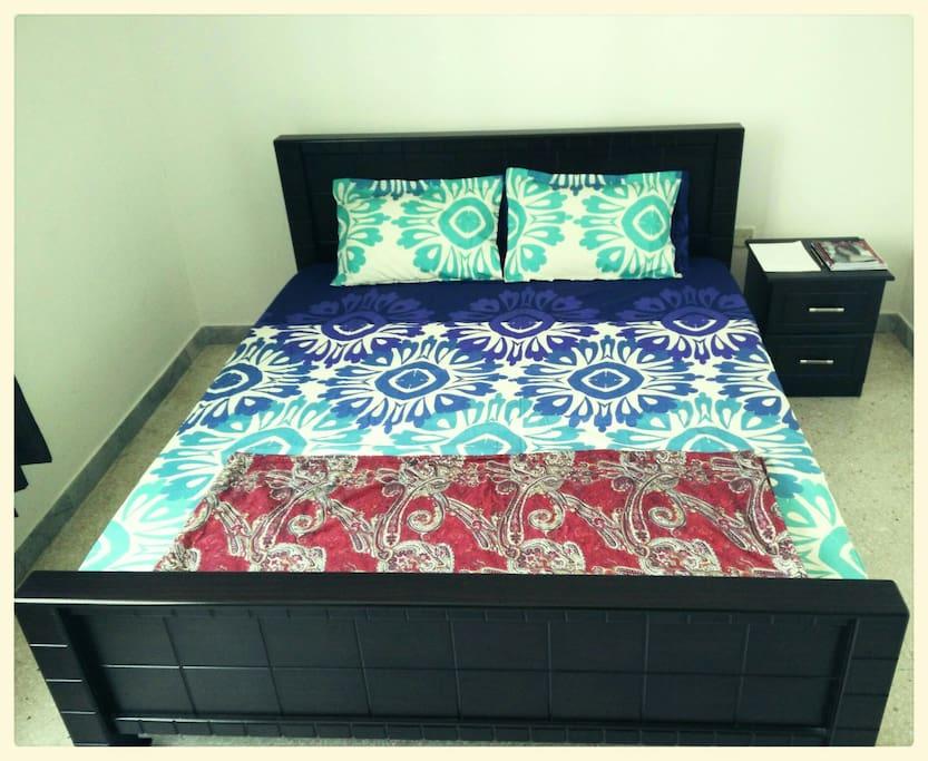 Where you'll sleep