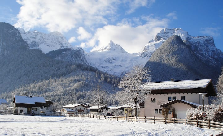 Winter Ski And Summer White Water