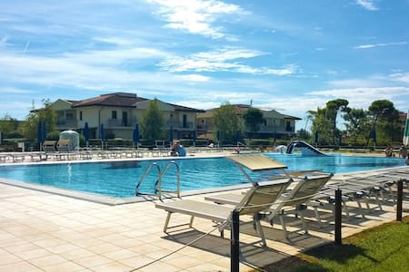 Seaside house with pool and garden - Caorle - Rivitalo