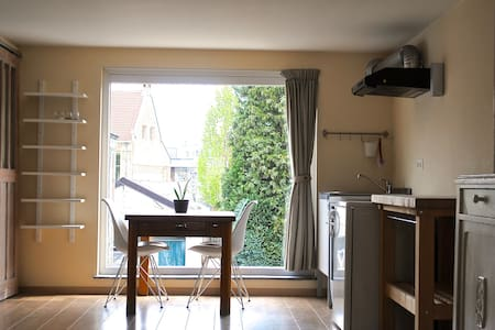 Spacious studio near Bruges / Ypres - House