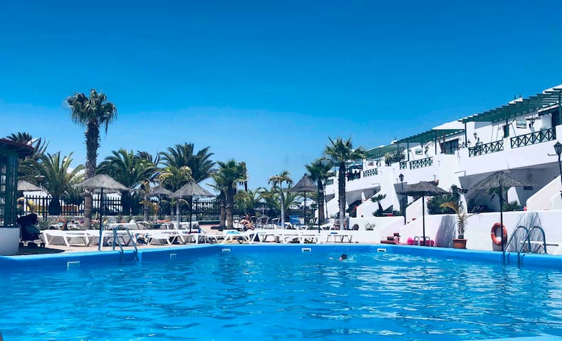 Matagorda, Puerto del Carmen, 500m to the beach