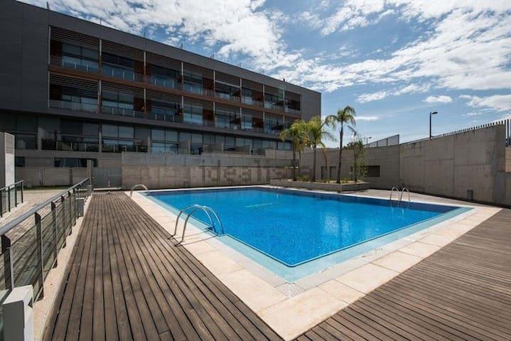 Loft con piscina acogedor en Valencia