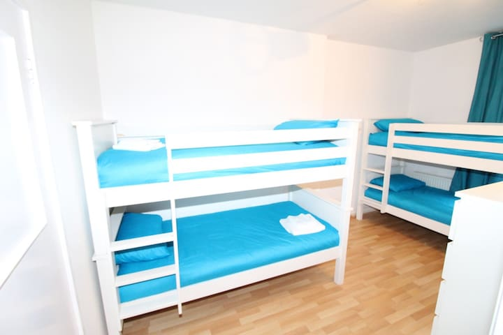 1 bed 4 shared lovely room CENTRAL LONDON 6