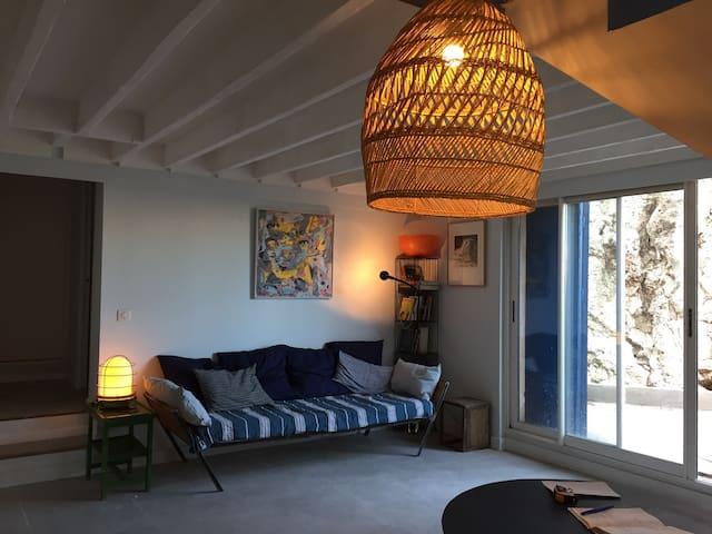 Maison de pêcheur au Vallon des Auffes - Marseille - Haus