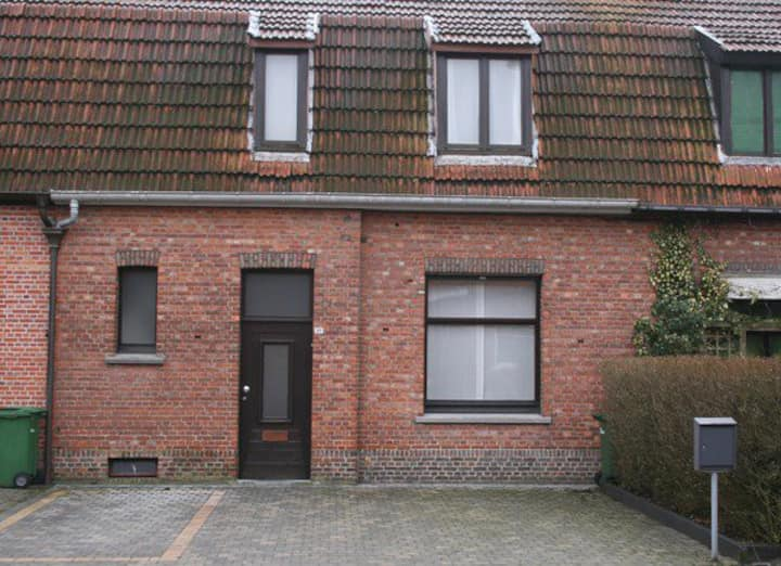 cozy house in Turnhout