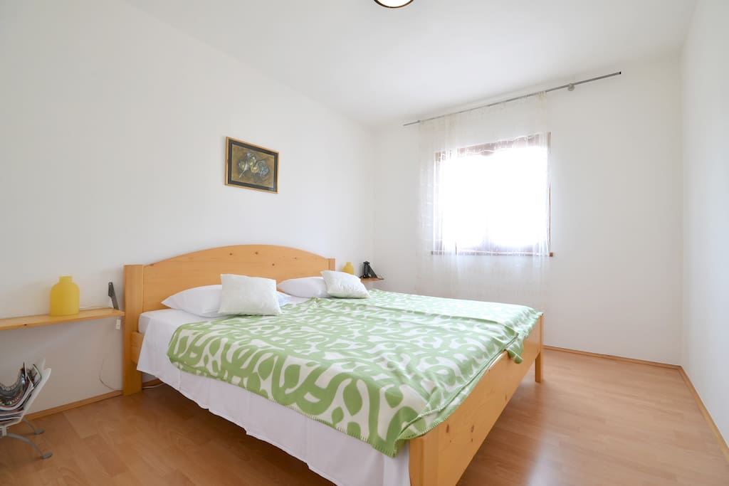 Bedroom apt A2