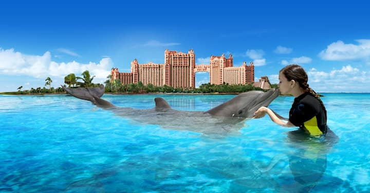 Villa for 4 @ Atlantis Harborside: JULY 3-10, 2020