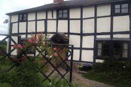 Homely country house. - Ledbury - Ev